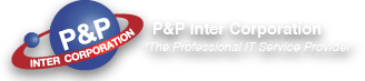 P&P Inter Corporation Co.,Ltd